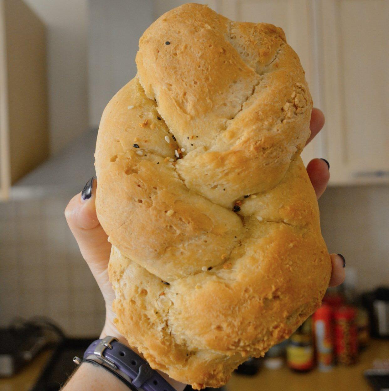 Molino Flour Gluten Free Challah (Motzei)