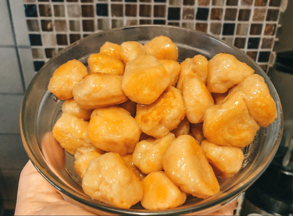 Gluten Free Sweet Potato Gnocchi